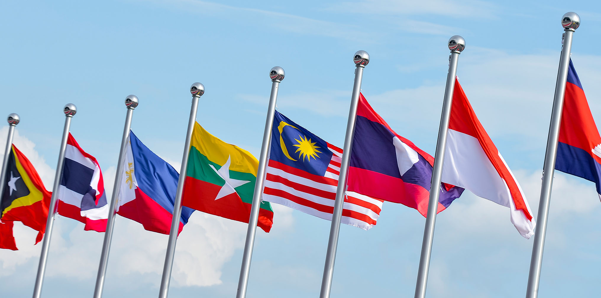 Access the growth of the emerging ASEAN economies